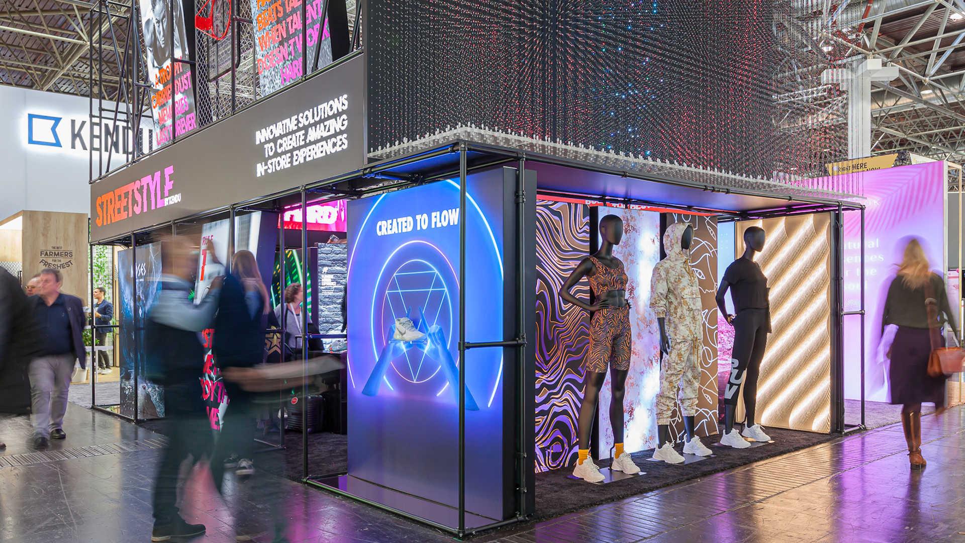 Euroshop 2020 Retail Experience Design Kendu