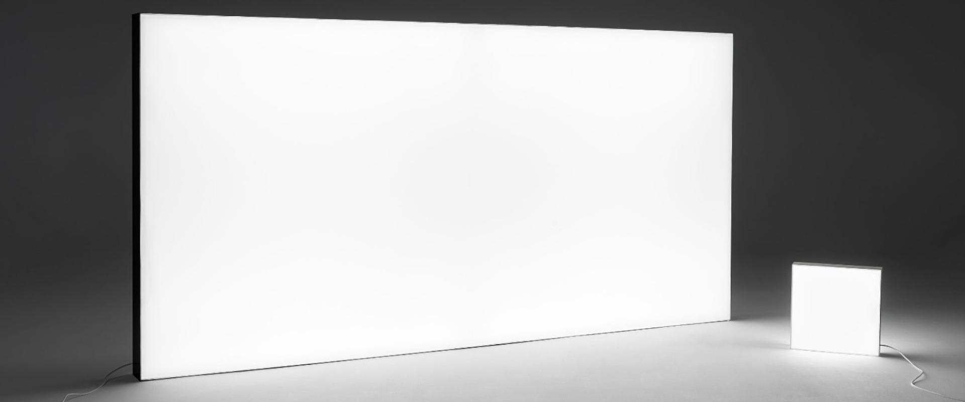 Backlit fabric system