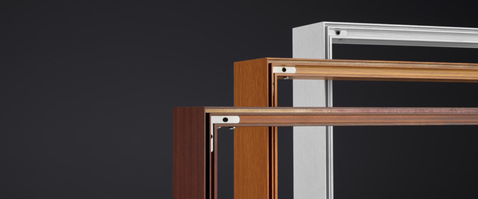 SEG fabric frames for Smartframe The Original