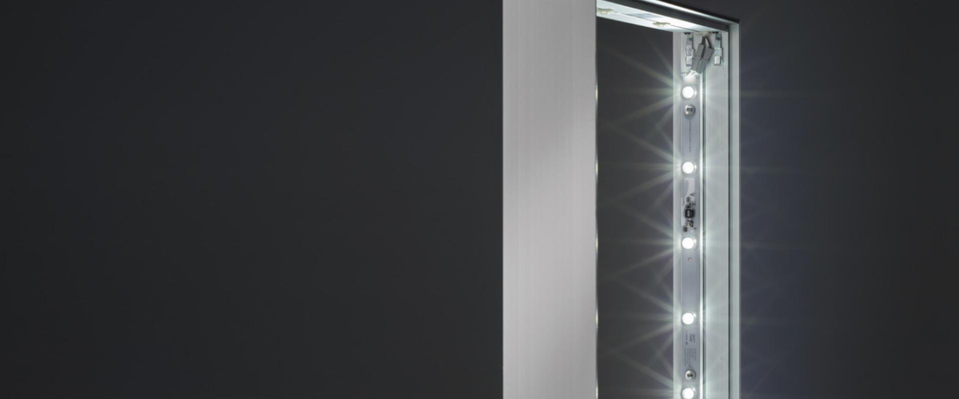 Aluminium frame LED solutions